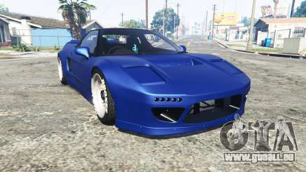 Honda NSX (NA1) Rocket Bunny [add-on] für GTA 5