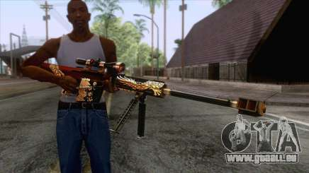 Barrett Royal Dragon v1 pour GTA San Andreas