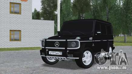 Mercedes-Benz G55 AMG für GTA San Andreas