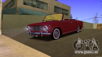 VAZ 2101 Cabrio der Sowjetunion für GTA San Andreas