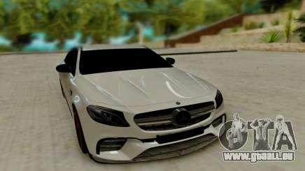 Mercedes-Benz E63 Brabus pour GTA San Andreas
