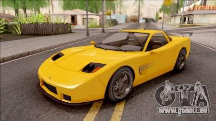 GTA IV Invetero Coquette IVF für GTA San Andreas