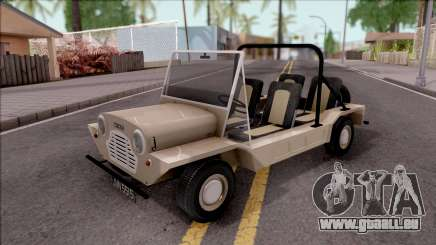 BMC Mini Moke für GTA San Andreas