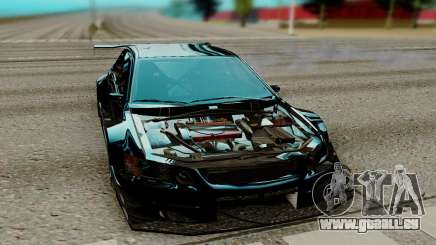 Mitsubishi Lancer Evolution 8 pour GTA San Andreas