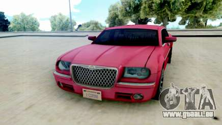 Chrysler 300C 2008 pour GTA San Andreas