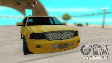 Lincoln Navigator 2D Generation pour GTA San Andreas