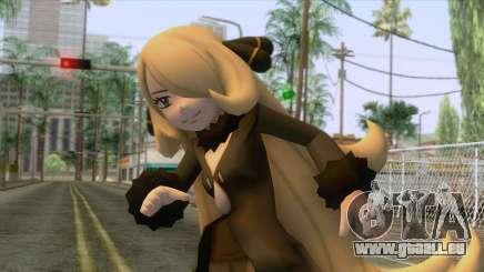 Cynthia Pokemon Skin pour GTA San Andreas