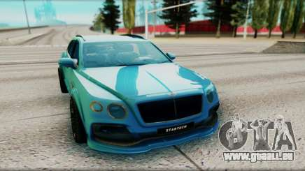 Bentley Bentayga pour GTA San Andreas