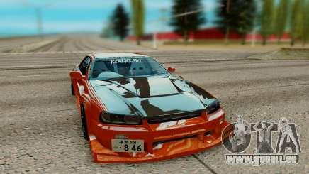 Nissan Skyline R34 Ura pour GTA San Andreas