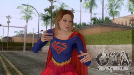 Injustice 2 - SuperGirl CW pour GTA San Andreas