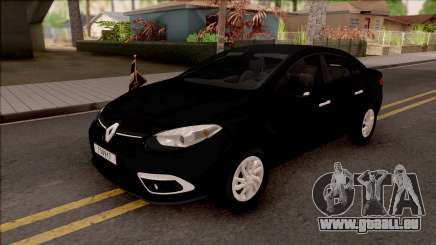 Renault Fluence Turkish Military Vehicle für GTA San Andreas