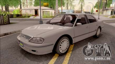 GTA IV Willard Solair Sedan für GTA San Andreas