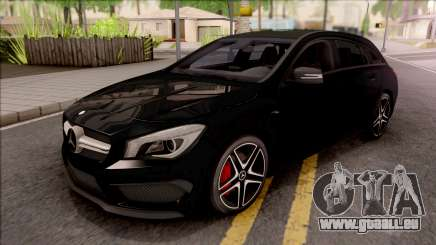 Mercedes-Benz CLA 45 AMG Shooting Breake v2 pour GTA San Andreas