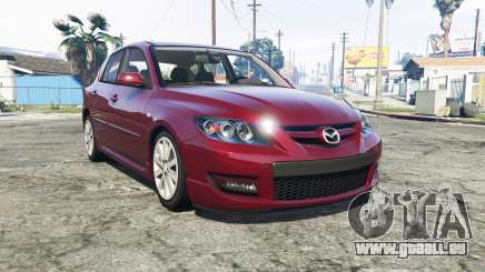 Mazdaspeed3 (BK2) 2009 [add-on] für GTA 5