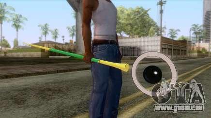 Dragon Ball - Sour Weapon für GTA San Andreas