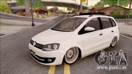 Volkswagen Spacefox pour GTA San Andreas