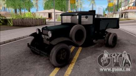Le GAZ 410 1940 pour GTA San Andreas
