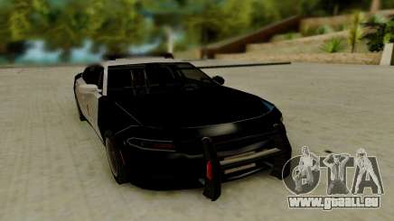 Dodge Charger SRT8 Hellcat 2015 für GTA San Andreas