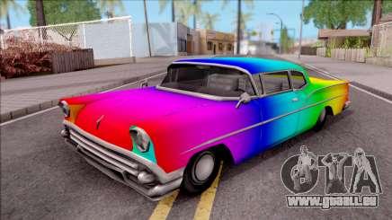 Rainbow Tornado für GTA San Andreas