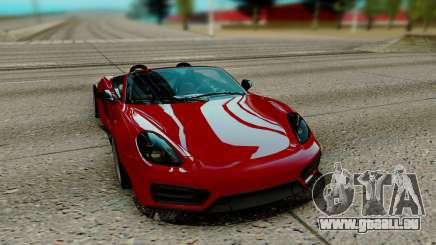 Porsche Cayman für GTA San Andreas