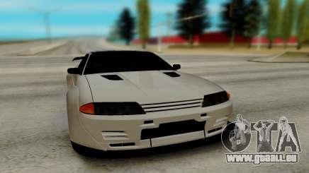 Nissan Skyline GTR pour GTA San Andreas