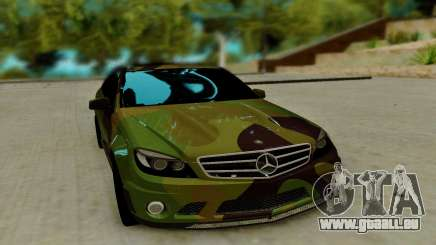 Brabus 600 für GTA San Andreas