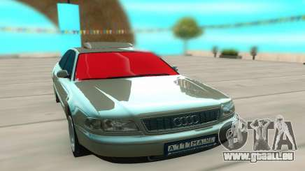 Audi S8 für GTA San Andreas