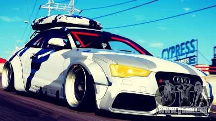 Audi RS5 Libertywalk pour GTA 5