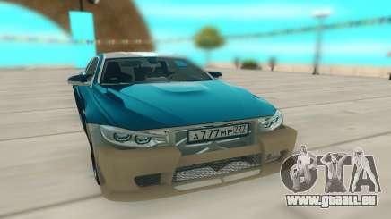 BMW M4 F82 pour GTA San Andreas