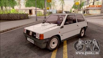 Fiat Panda Supernova IVF pour GTA San Andreas