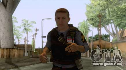 Black Mesa - Security Guard pour GTA San Andreas