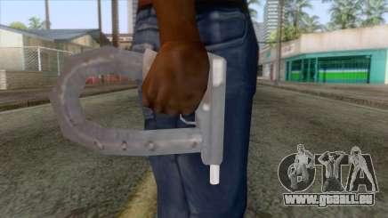 Union Pistol w35-Round Horseshoe Magazine für GTA San Andreas