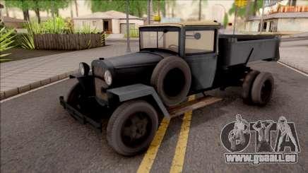 Le GAZ 410 1946 pour GTA San Andreas