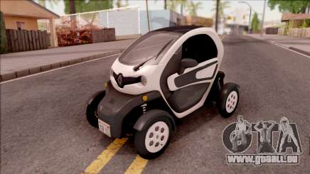Renault Twizy 2012 pour GTA San Andreas
