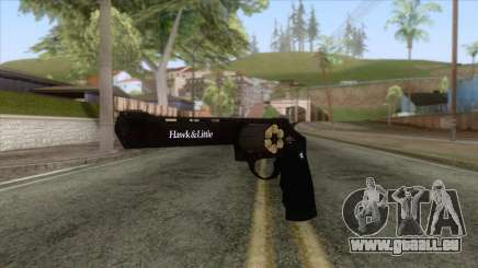GTA 5 - Heavy Revolver für GTA San Andreas