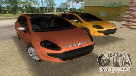 2010 Fiat Punto EVO Sport pour GTA Vice City