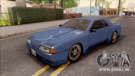 New Elegy Tunable für GTA San Andreas