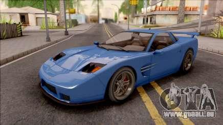 GTA IV Invetero Coquette pour GTA San Andreas