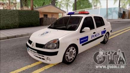Renault Clio Polis pour GTA San Andreas