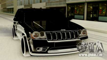 Grand Cherokee SRT für GTA San Andreas