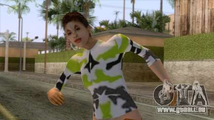 New Swfyst Skin pour GTA San Andreas