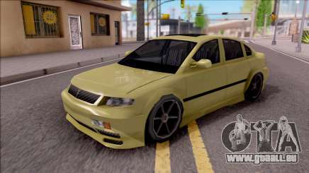 Emu from Midnight Club II pour GTA San Andreas