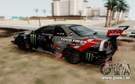 Nissan Skyline GTR R34 pour GTA San Andreas