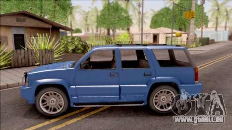 Declasse Granger Classic IVF für GTA San Andreas