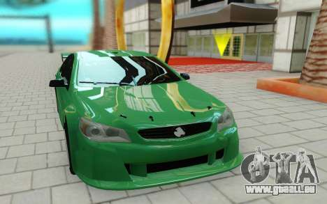 Holden Commodore pour GTA San Andreas
