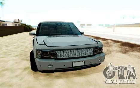 Range Rover Vogue für GTA San Andreas