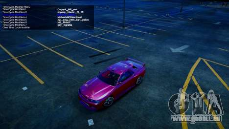 GTA 5 Simple Trainer v6.4 zehnte Screenshot