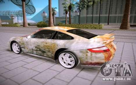 Porsche 911 GT3 pour GTA San Andreas