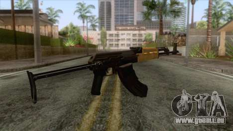 Zastava M70 Assault Rifle v2 für GTA San Andreas zweiten Screenshot