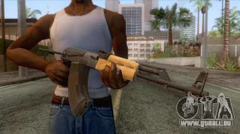 Zastava M70 Assault Rifle v2 für GTA San Andreas dritten Screenshot